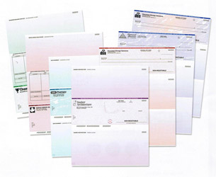 Printed Checks