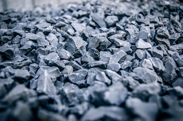 Clean Yard/Spread Rock